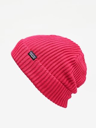 u010ciapka Patagonia Fishermans Rolled Beanie (craft pink)