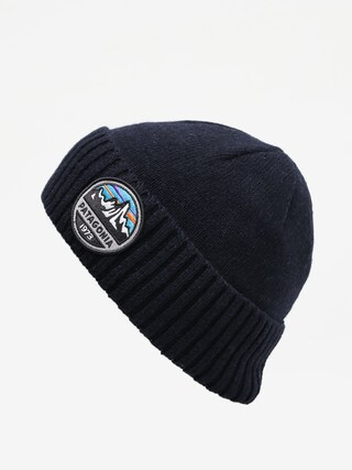 u010ciapka Patagonia Brodeo Beanie (fitz roy scope/navy blue)