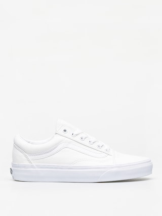 Topu00e1nky Vans Old Skool (true white)