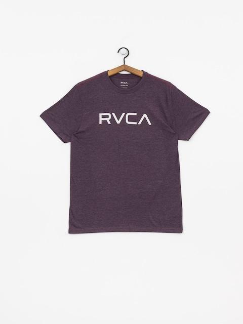 Tričko RVCA Big Rvca Vintage (dark violet)