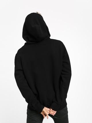 Mikina s kapucňou Koka Basic ZHD (black)
