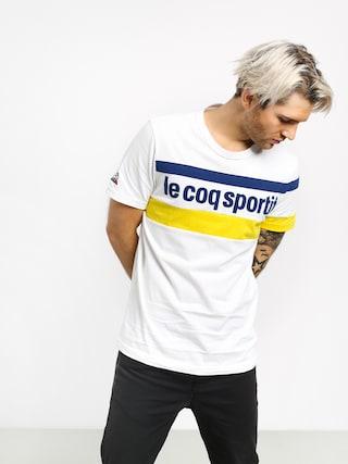 Tričko Le Coq Sportif Saison N2 (n o w/blue depth)