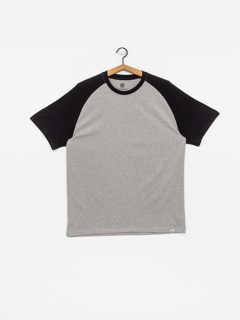 Tričko Element Basic Raglan (grey heather)