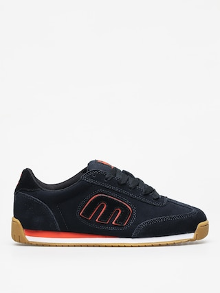 Topu00e1nky Etnies Lo Cut II Ls (navy/black/orange)