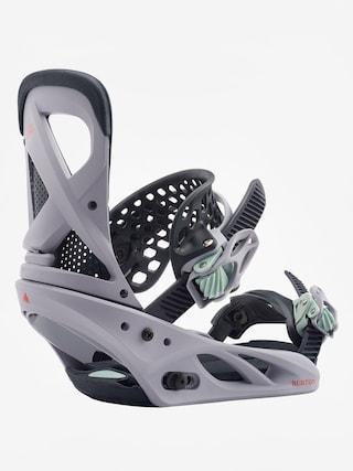 Snowboardovu00e9 viazanie Burton Lexa Wmn (lilac gray)