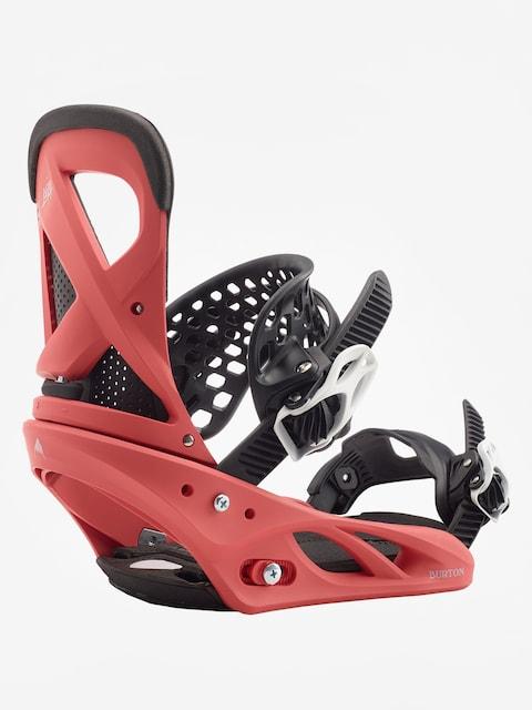 Snowboardové viazanie Burton Lexa Wmn (electric coral)