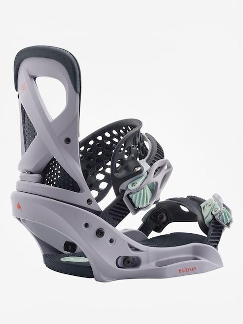 Snowboardové viazanie Burton Lexa Est Wmn (lilac gray)