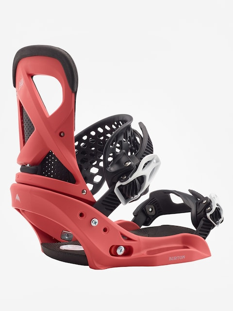 Snowboardové viazanie Burton Lexa Est Wmn (electric coral)