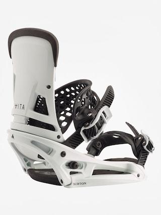 Snowboardovu00e9 viazanie Burton Malavita Est (frost)