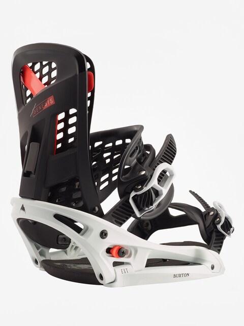 Snowboardové viazanie Burton Genesis Est (black/frost)