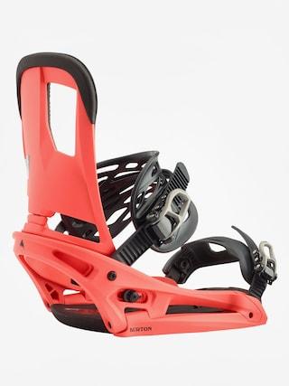 Snowboardovu00e9 viazanie Burton Cartel Est (red)