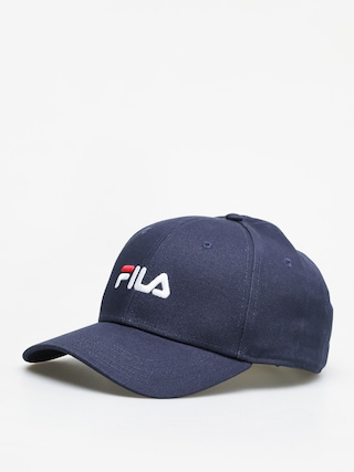 u0160iltovka Fila 6 Panel Linear Logo (black iris)