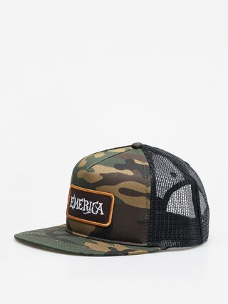 u0160iltovka Emerica Interlude Trucker ZD (camo)