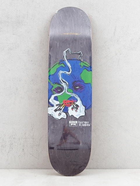 Doska Youth Skateboards X Sk Posse Earth (grey)