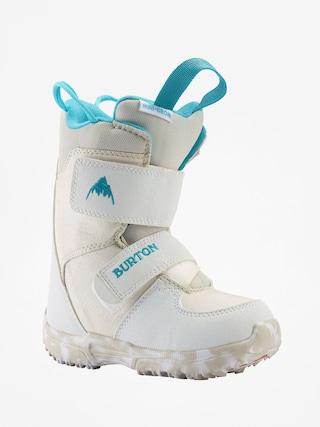 Obuv na snowboard Burton Mini Grom (white)