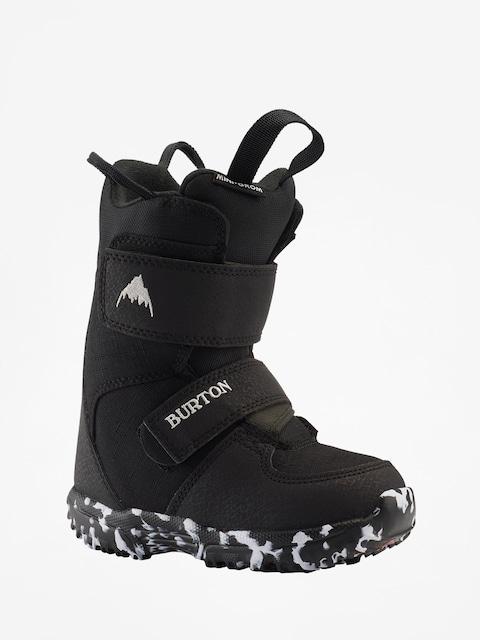 Obuv na snowboard Burton Mini Grom (black)