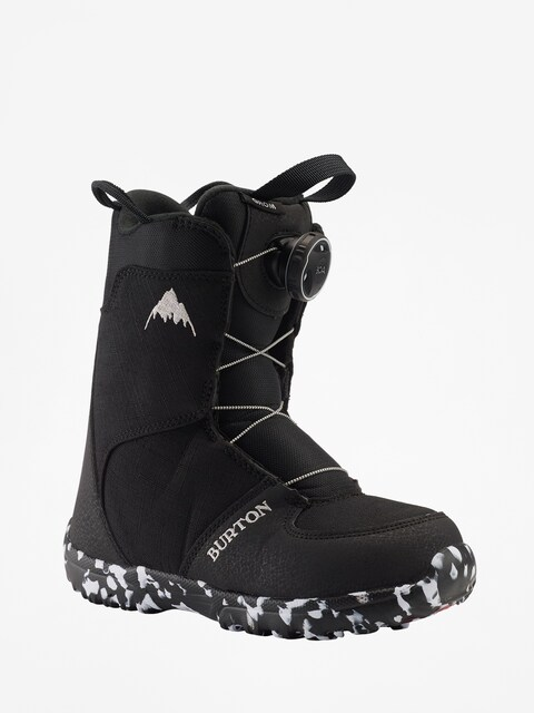 Obuv na snowboard Burton Grom Boa (black)