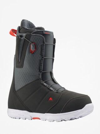 Obuv na snowboard Burton Moto (gray/red)