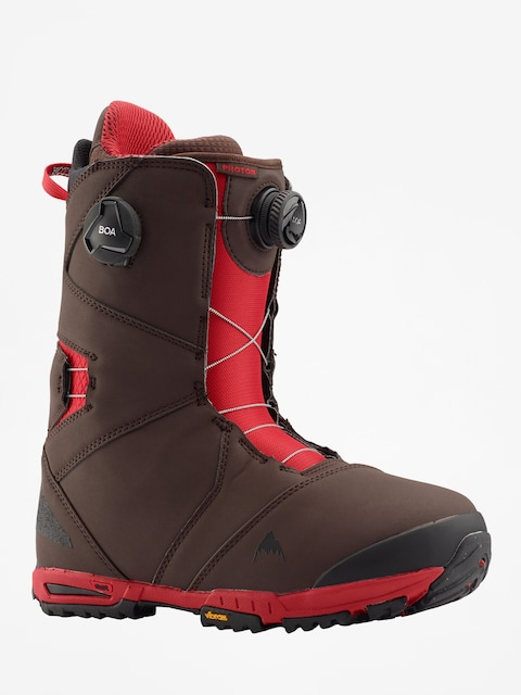 Obuv na snowboard Burton Photon Boa (brown/red)