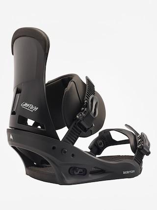 Snowboardovu00e9 viazanie Burton Custom (black)