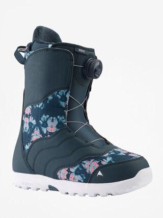 Obuv na snowboard Burton Mint Boa Wmn (midnite blue/multi)