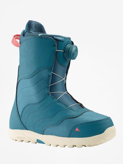 Obuv na snowboard Burton Mint Boa Wmn (storm blue)
