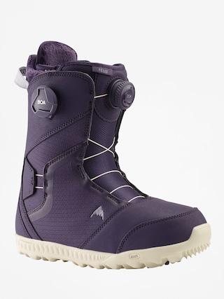 Obuv na snowboard Burton Felix Boa Wmn (purple velvet)