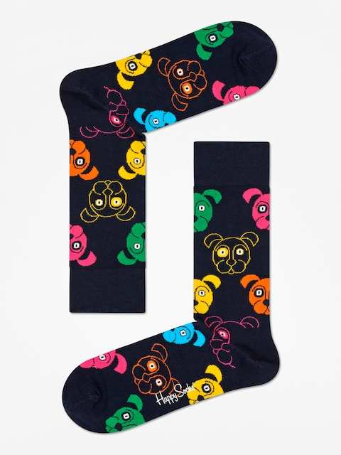 Ponožky Happy Socks Dog (navy/multi)