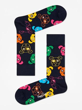 Ponou017eky Happy Socks Dog (navy/multi)