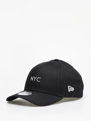 u0160iltovka New Era Nyc Seasonal 9 Forty ZD (black/white)