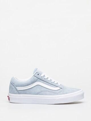 Topánky Vans Old Skool (pig suede/blue fog/true white)