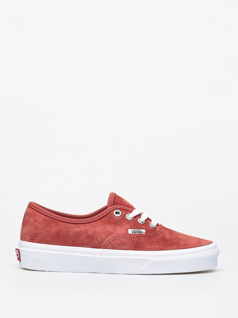 Topánky Vans Authentic (pig suede/brnt brcktrwht)