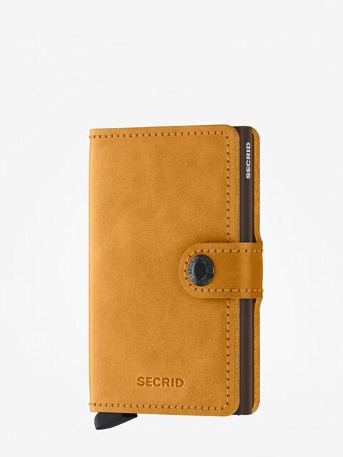 Peňaženka Secrid Miniwallet (vintage ochre)