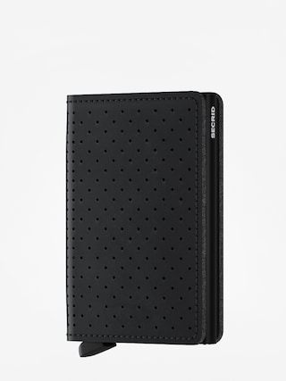 Peu0148au017eenka Secrid Slimwallet (perforated black)