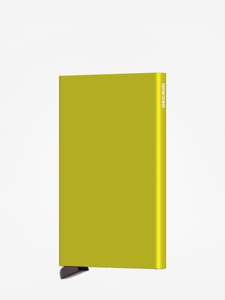 Peu0148au017eenka Secrid Cardprotector (lime)