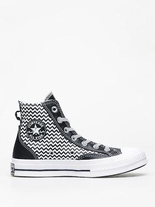 Tenisky Converse Chuck 70 Hi Mission-V Wmn (black/white/white)