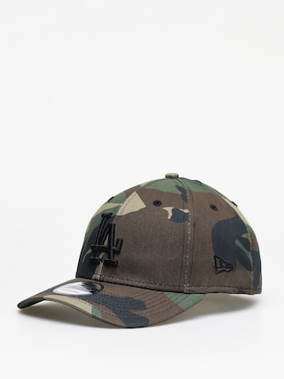 Šiltovka New Era League Essential Los Angeles Dodgers ZD (woodland camo)