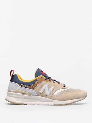 Topánky New Balance 997 (tan)