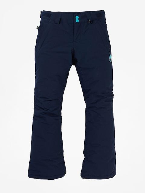 Snowboardové nohavice Burton Sweetart (dress blue)