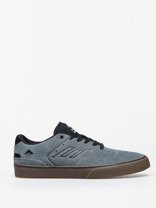 Topu00e1nky Emerica The Reynolds Low Vulc (grey/black/gum)