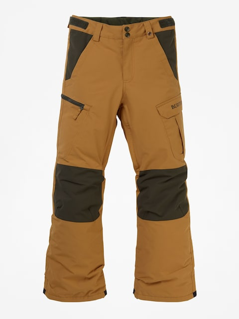 Snowboardové nohavice Burton Exile Cargo (wood thrush)