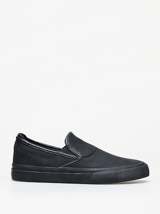 Topu00e1nky Emerica Wino G6 Slip On (black/black)