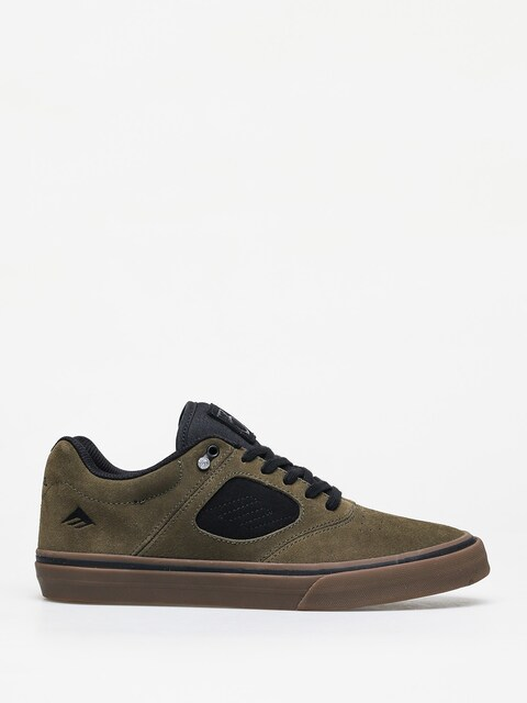 Topánky Emerica Reynolds 3 G6 Vulc (olive/black/gum)