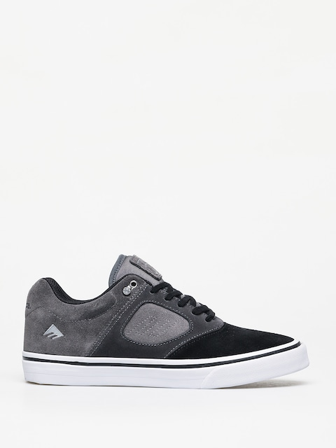 Topánky Emerica Reynolds 3 G6 Vulc (black/dark grey/grey)