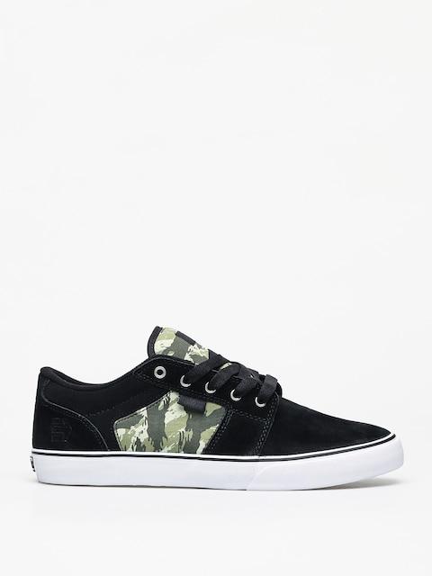 Topánky Etnies Barge Ls (black/green)