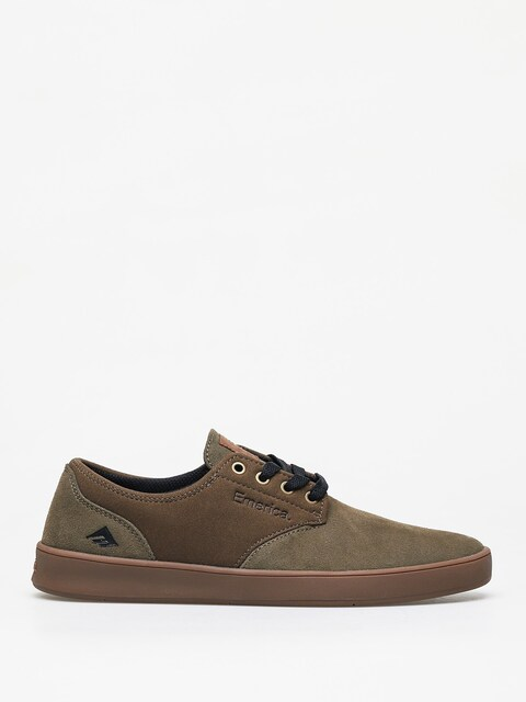 Topánky Emerica The Romero Laced (olive/gum)