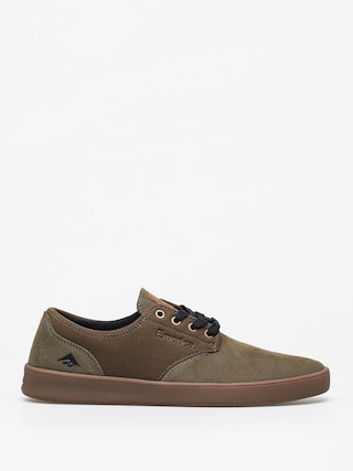 Topu00e1nky Emerica The Romero Laced (olive/gum)