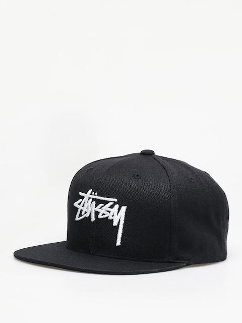 Šiltovka Stussy Stock Cap ZD (black)