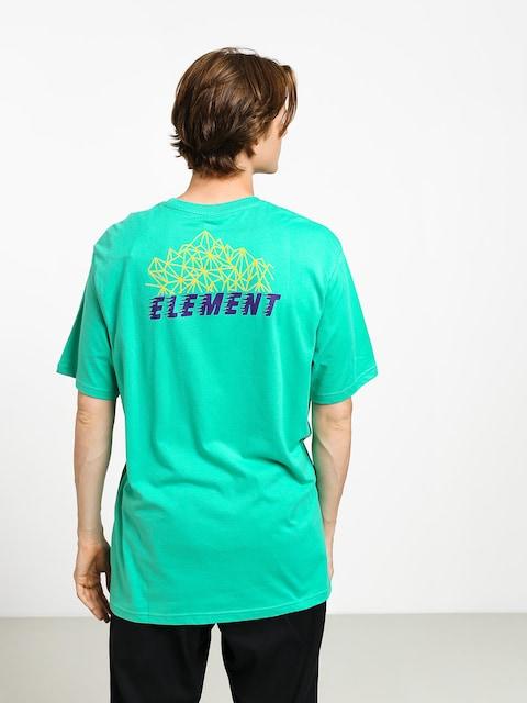 Tričko Element System (mint)
