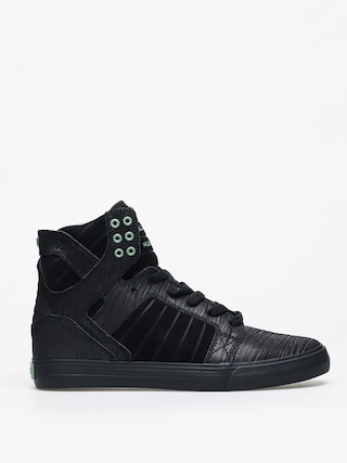 Topu00e1nky Supra Skytop (black/hedge black)